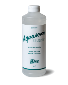 Aquasonic Clear Ultrasound Transmission Gel - 1 liter
