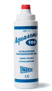 Aquasonic 100 Ultrasound Transmission Gel - .25 liter