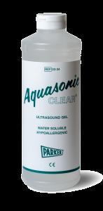 Aquasonic Clear Ultrasound Transmission Gel - 1 liter